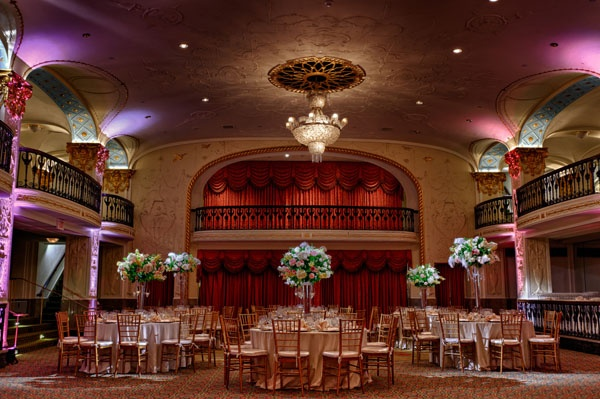 Not your typical hotel ballroom Mayflower hotel , Grand ...