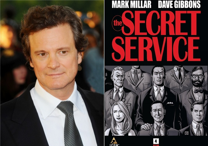 #ColinFirth To Lead Matthew Vaughn's Spy Blockbuster 'The Secret Service' | The Playlist