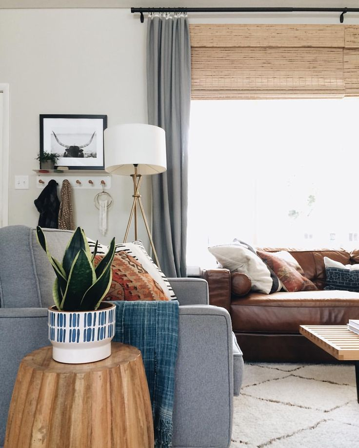 102 best Living Spaces images on Pinterest | Living room, Living ...