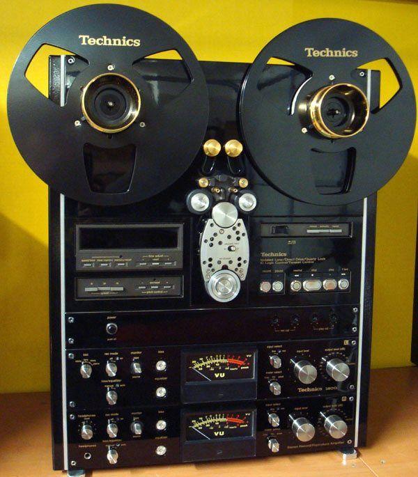 Technics RS-1800