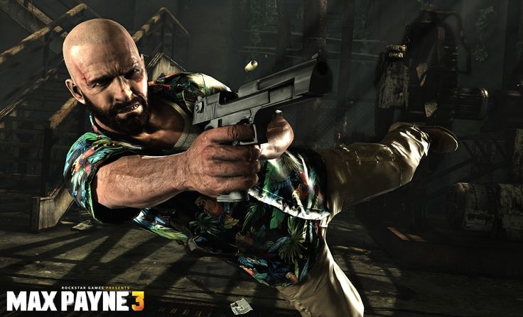 Max Payne 3 coming to the Mac on June 20!