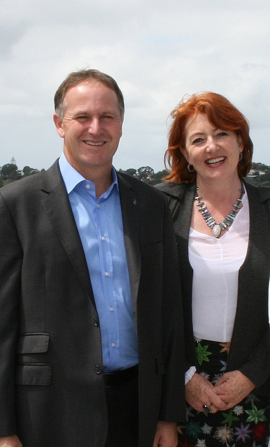 Maggie Barry, media personality and MP for North Shore