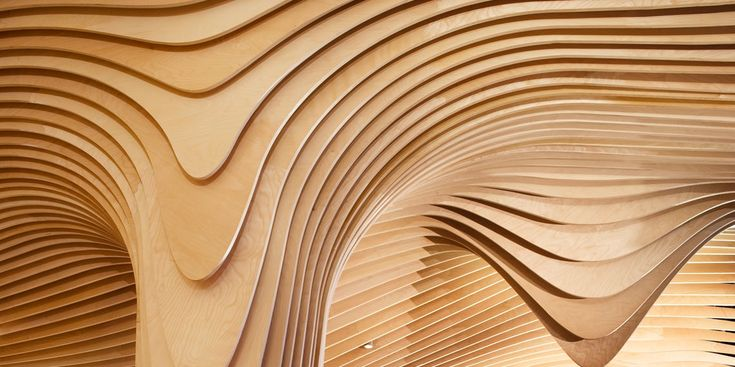 """Timber Is the New Concrete"": 8 Architects Pioneering Laminated Wood - Architizer Journal"
