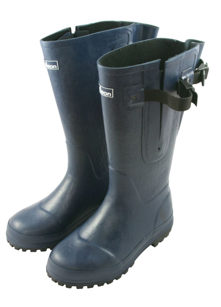 Jileon Wellies - Extra Wide Fit Hard Wearing Navy Blue Wellies - Jileon, £79.99 (http://www.jileon.com/extra-wide-fit-hard-wearing-navy-blue-wellies/)
