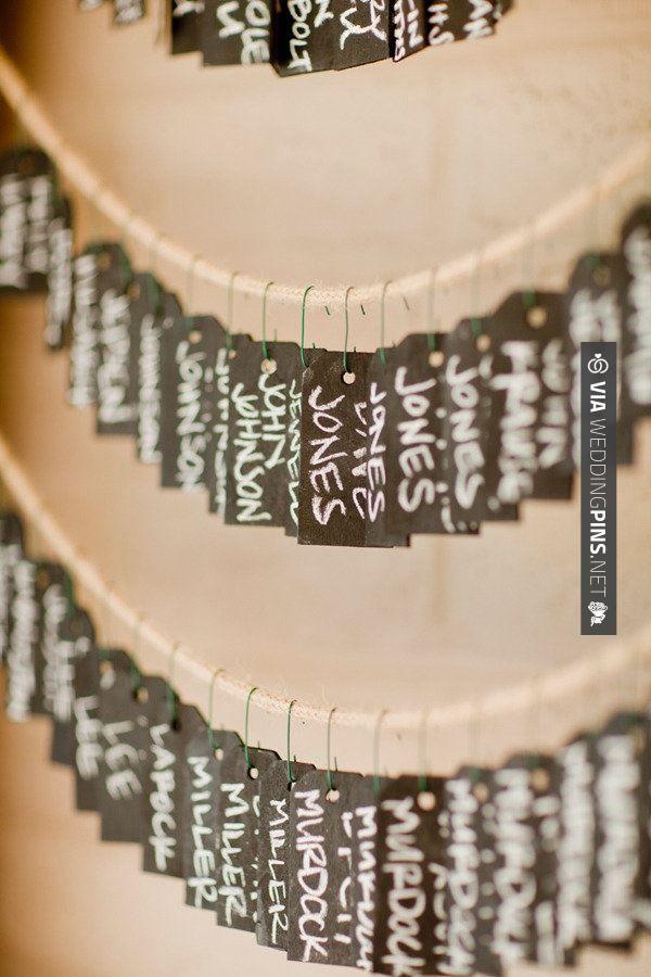 探すのも楽しみのひとつ♡結婚式のスタイリッシュなモノトーンの席次表のまとめ一覧♡