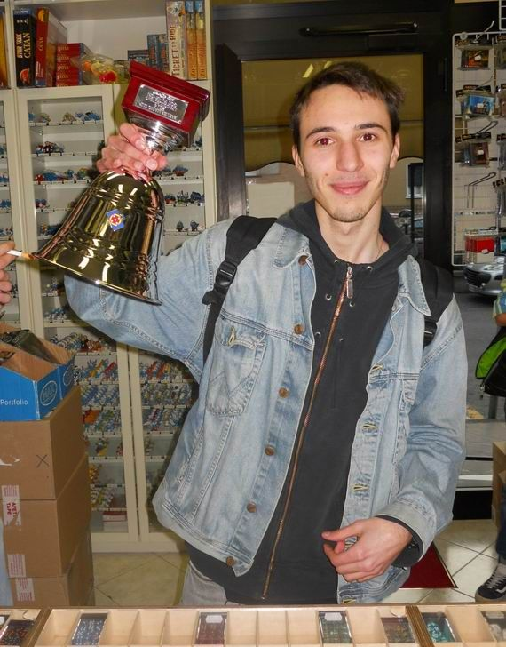 [Magic the Gathering] Easter Magic Cup 2014 - Winner: Gabriele Pauletto