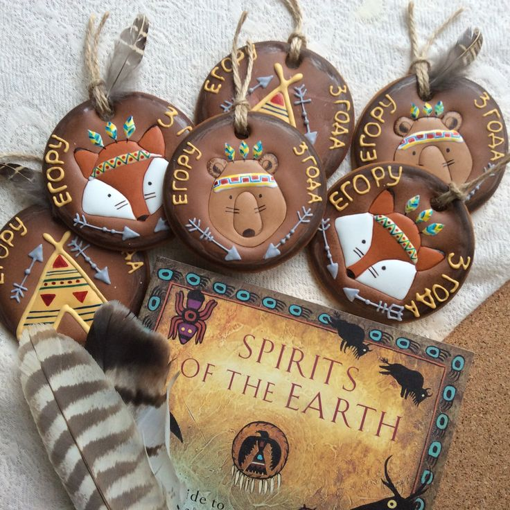 Native American, cookies, gingerbread