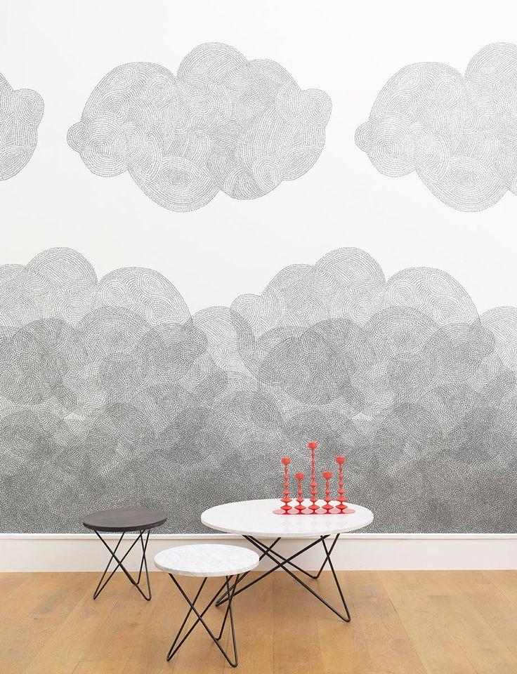 Papier peint  Cloudy
