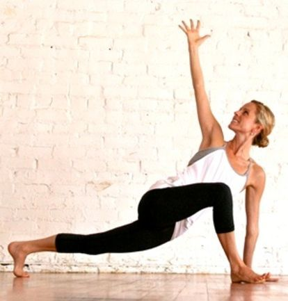 Good Morning Yoga Sequence - mindbodygreen.com