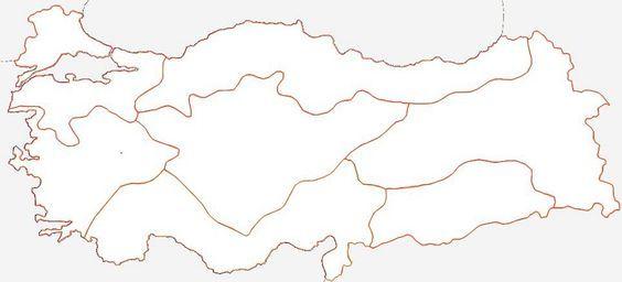 Türkiye Bölgeler Haritası Boş.JPG