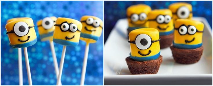 Time to Make Minions Marshmallows