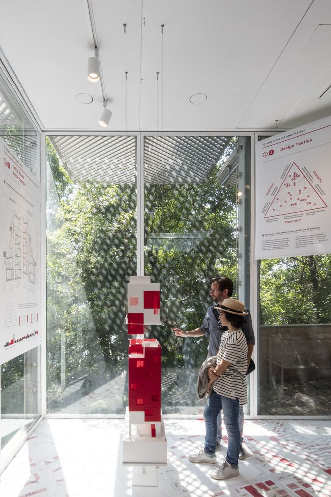 Why the FAR (Floor Area Ratio) Game?: Inside Korea's Pavilion at the 2016 Venice Biennale,© Laurian Ghinitoiu