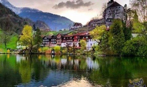 سويسرا أفضل الوجهات السياحية الم فضلة لدى أبناء الخليج العربي لرحلات لا ت نسى St Gallen Instagram Travel