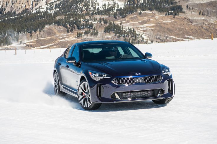 2019 Kia Stinger GT Atlantica is a sharp grand tourer that