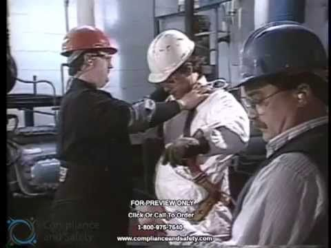 Confined Space Entry Training Video by Compliance and Safety