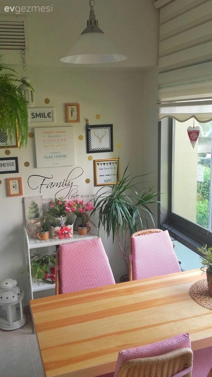 Balkon, Çiçekler, Duvar dekorasyon, Kış bahçesi