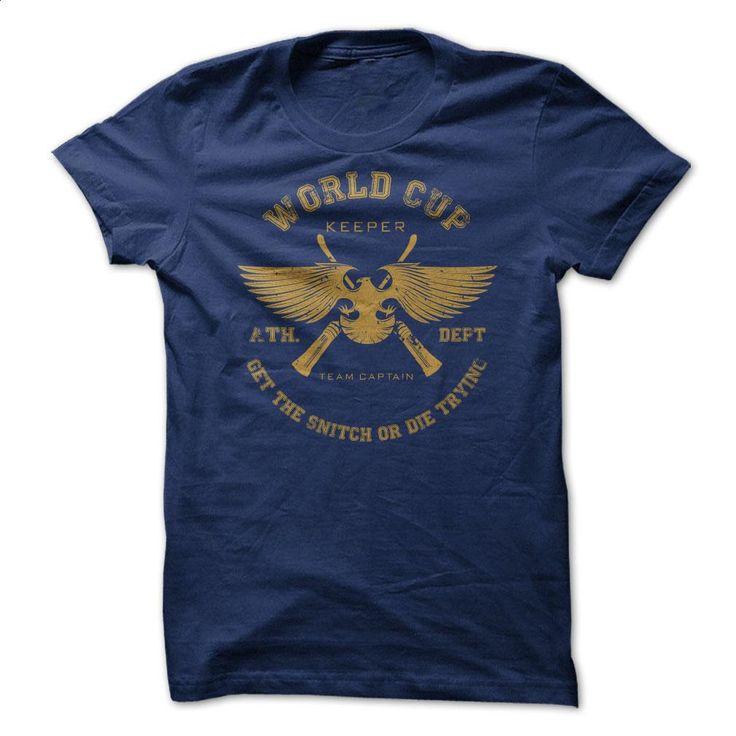 World Cup Keeper T-Shirt T Shirts, Hoodies, Sweatshirts - #funny t shirts for women #earl sweatshirt hoodie. ORDER HERE => https://www.sunfrog.com/Movies/Ravenclaw-quidditch-seeker-shirt.html?60505
