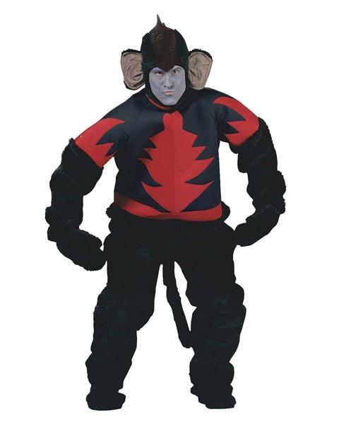wizard of oz flying monkey adult costume