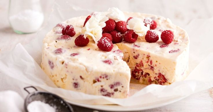 This super easy berry ice cream cake is one treat you can feel good about!
