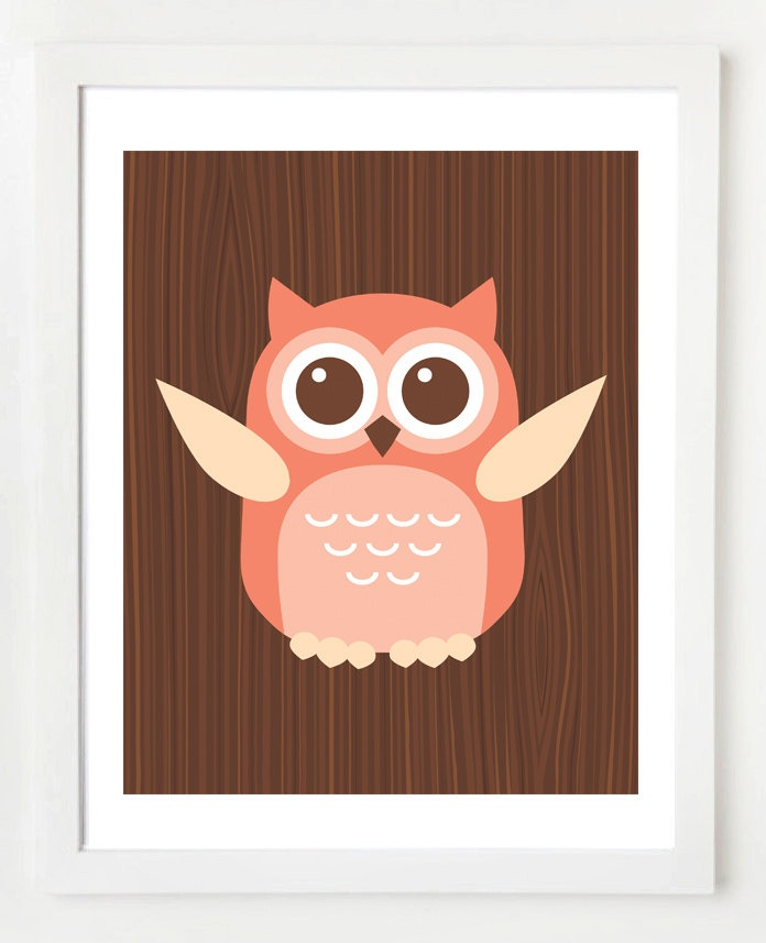 owl wall art: Owl Wood, Personalized Owl, Owl Wall Art, Wood Wall, Wood 8X10, Owl You Need