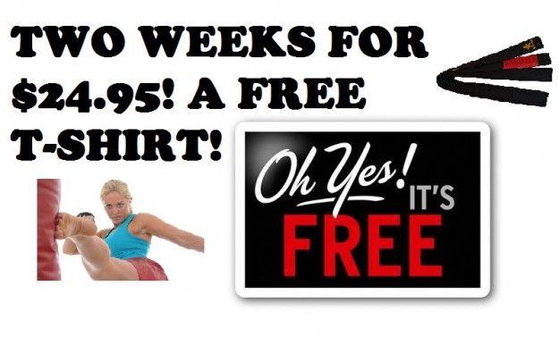 Get Free T-Shirt