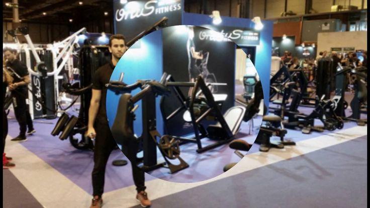 Feria del FITNESS e Instalaciones deportivas Feria de Madrid-Ortus Fitness