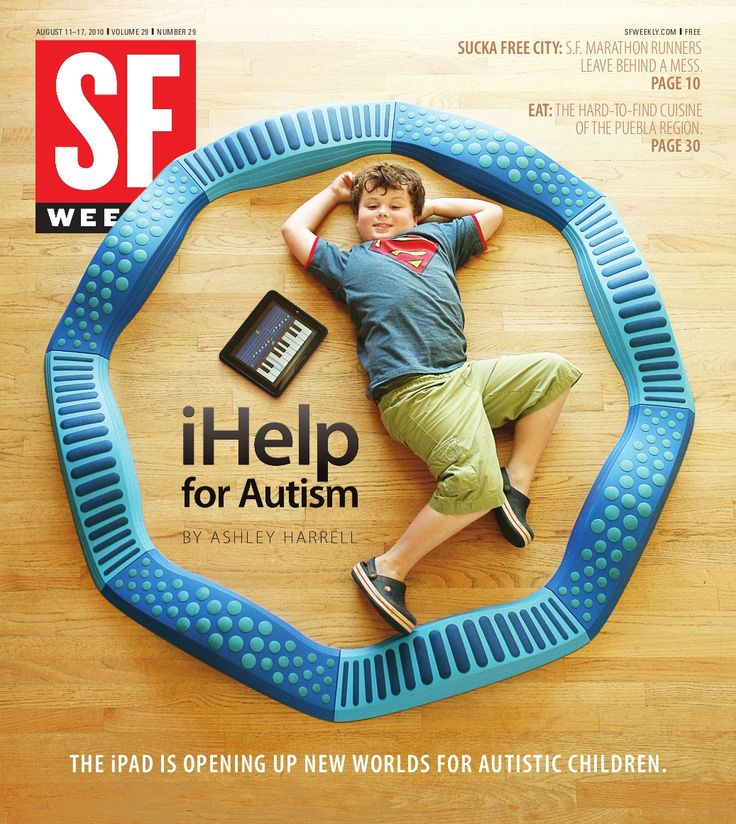 Squidalicious: iPads and Autism -  This page lists writings, interviews, etc., about Leo and apps and his iPad: What works for him, what may work for other folks with autism.