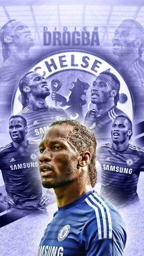 F**k Drogba!! Didier Drogba - Chelsea FC