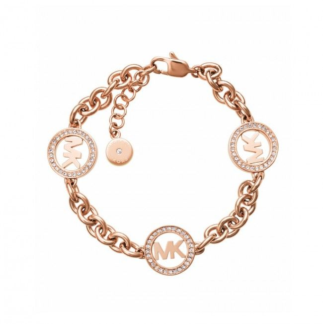 Rose Gold Michael Kors Bracelet