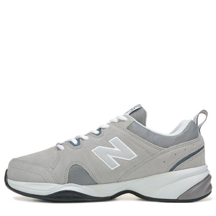 New Balance Men's 609 V3 Memory Sole X-Wide Sneakers (Light Grey) - 11.0 4E