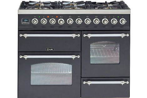 vintage country style ovens - Google Search
