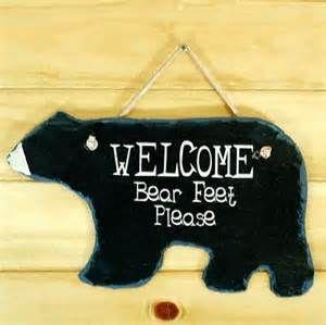 black bear decor - Bing Images