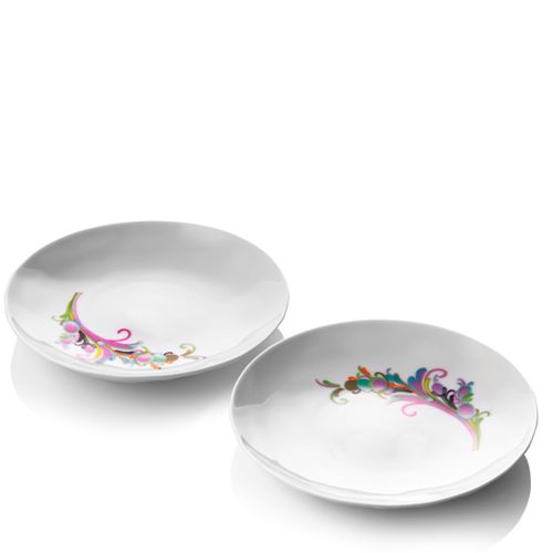 #Set of two #plates will be perfectly suitable both for an elegant #party, family celebration, as well as an intimate gathering with friends or a romantic #dinner for two. #decosalon #menu #scandinaviandesign #kitchenaccessories
