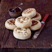 Paul Hollywood's crumpets | Easy bread recipes