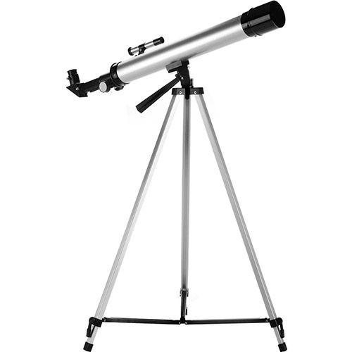 Telescópio Astronômico Refrator com Tripé 50x/100x - Importado