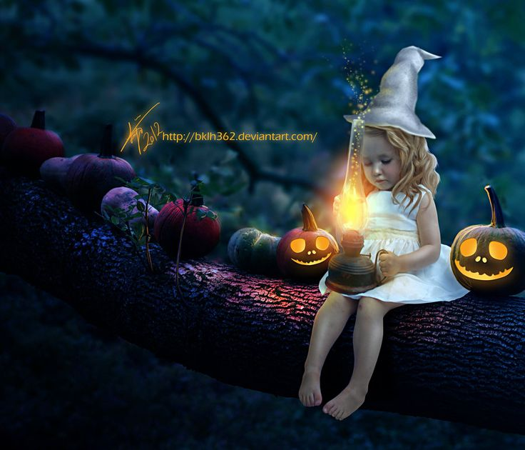 little halloween witch by bklh362 on deviantart - Halloween Which