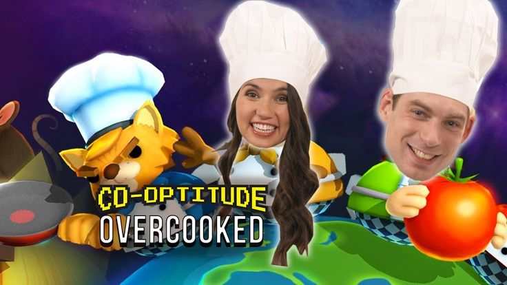 Let's Play Overcooked! (Co-Optitude w/ Ryon Day & Trisha Hershberger) - http://gamesitereviews.com/lets-play-overcooked-co-optitude-w-ryon-day-trisha-hershberger/