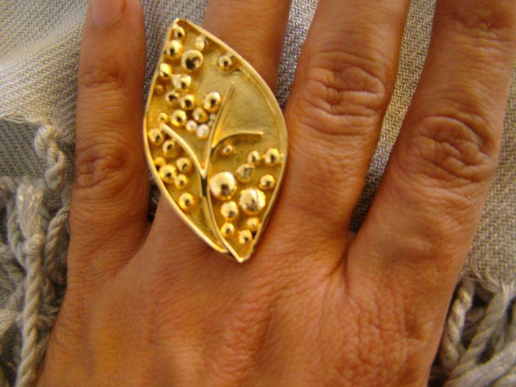 Leaf ring.