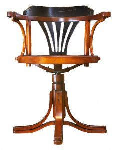 Chair for writing desk