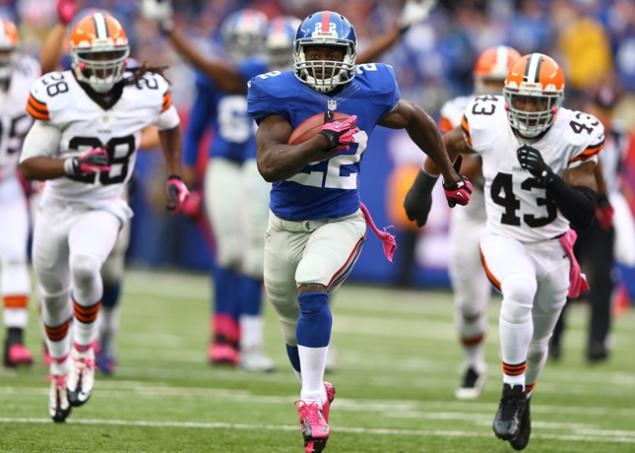 Speed is not enough for NY Giants rookie running back David Wilson to crack into Big Blue's backfield - NY Daily News