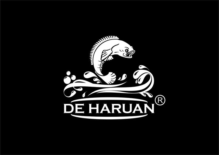 De Haruan - Logo Design By Ronny Achmαϑ #logo #design #inspiration