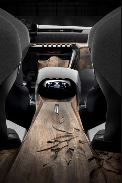 Reminiscent Of The Peugeot Onyx, The French Brand Comes With Yet Another  Exciting Concept Car
