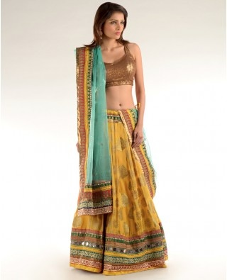 Another garba outfit?