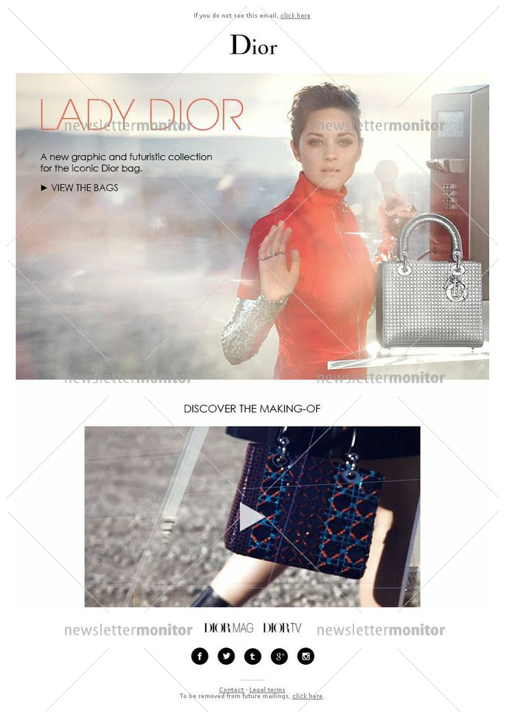 Marion Cotillard and the new Lady Dior, interpreted by Peter Lindbergh