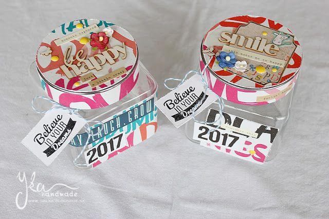 Yka handmade: Do nového roka...