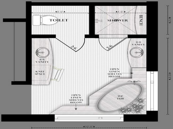 Master Bathroom Layouts With Placement Ideas Http Lanewstalk Com How