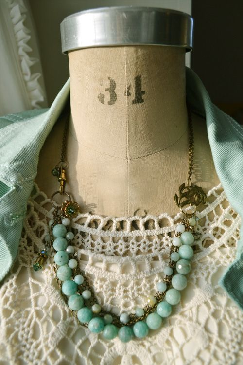 #antique lace  beautiful color and texture