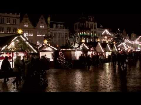 Tréveris (Trier) en Alemania: Mercado de Navidad