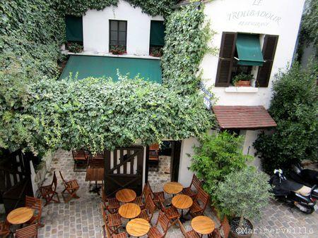 le troubadour 4 rue poulbot Montmartre, 75018 Paris, France (Montmartre)