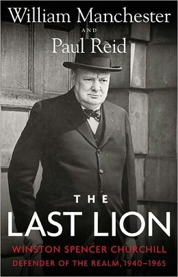 The Last Lion: Winston Spencer Churchill, Volume 3: Defender of the Realm, 1940-1965. A fascinating read about a fascinating and complex leader. Loved it.